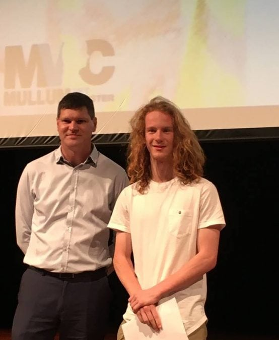 Mullum Cluster Awards Night 2017