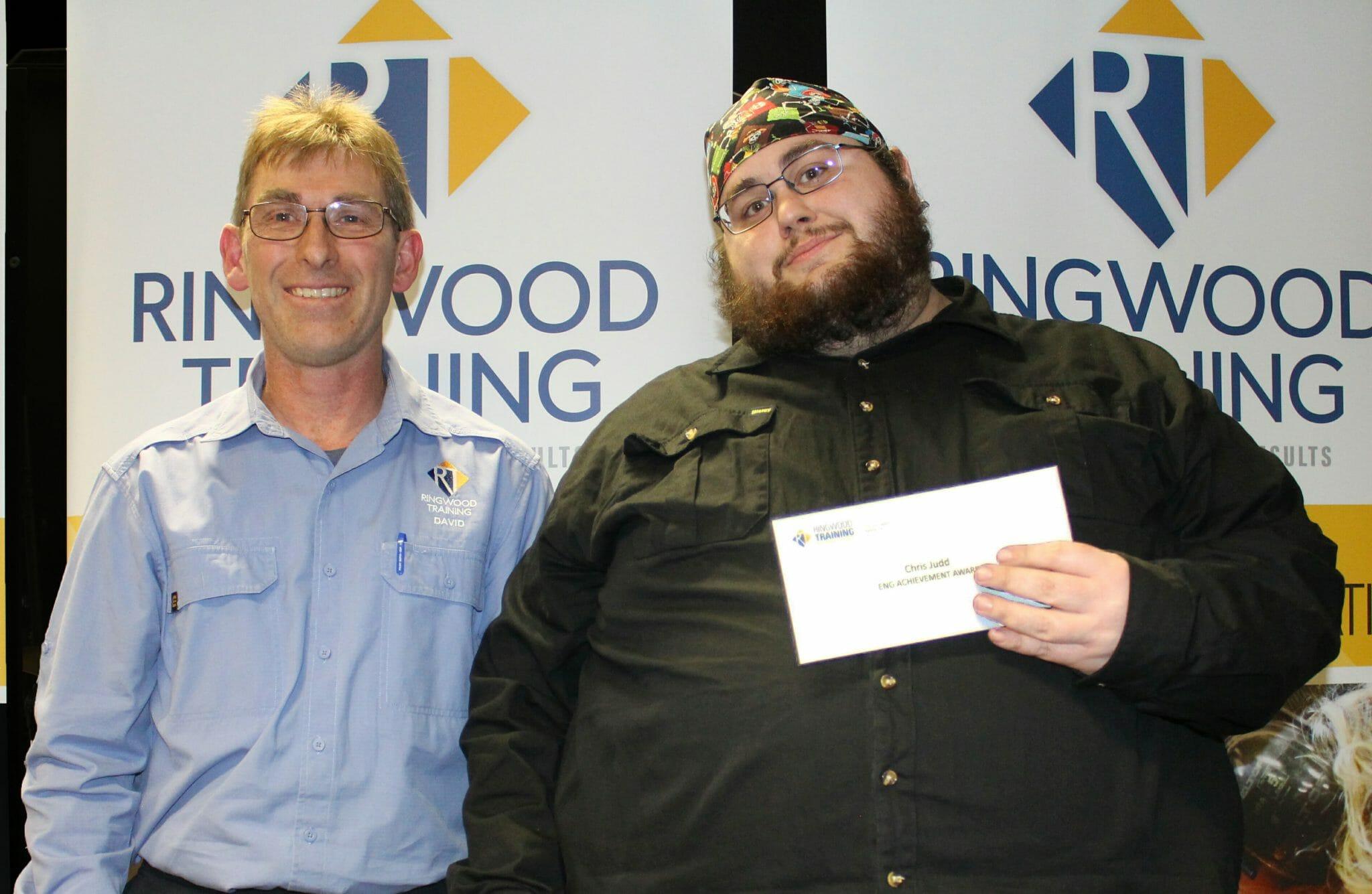 2018 Ringwood Training Graduation Night